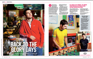 Shortlist and House of Fraser advertorial