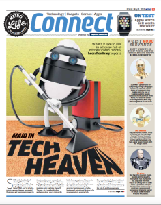 Robots for Metro